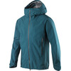 """Houdini M's Ascent Ride Jacket Abyss Green"""